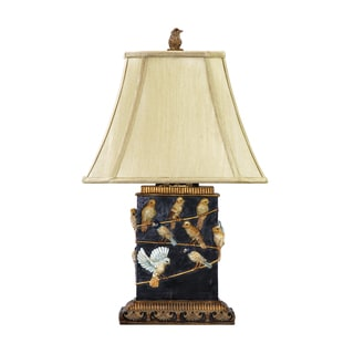 Dimond Lighting West Riding Black 1-light Table Lamp