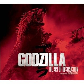 Godzilla: The Art of Destruction (Hardcover)