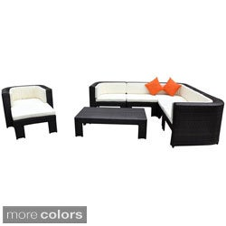 Mondavi 8-piece Poolside Patio Sofa Set