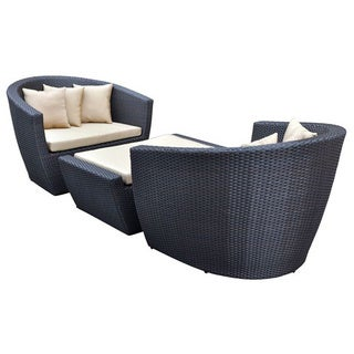 Electra 3-piece Modular Poolside Sofa Set