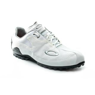 Oakley Men's 'Cipher' White Synthetic Athletic Shoes