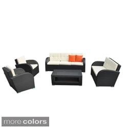 Vertigo 5-piece Sofa Patio Set