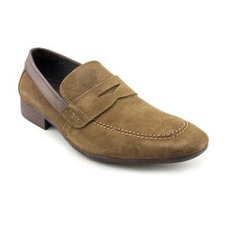 Robert Wayne Men's 'Reese' Regular Suede Dress Shoes