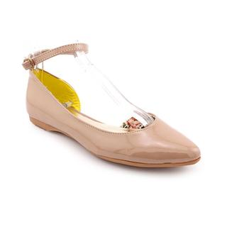 CL By Laundry Women's 'Bianca' Beige Patent Dress Shoes