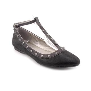 CL By Laundry Women's 'Brigitta' Black Basic Textile Dress Shoes