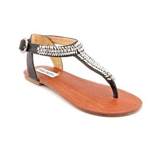 Steve Madden Women's 'Guesst' Synthetic Sandals