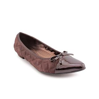 Vaneli Women's 'Tilt' Regular Suede Dress Shoes - Narrow (Size 7 )