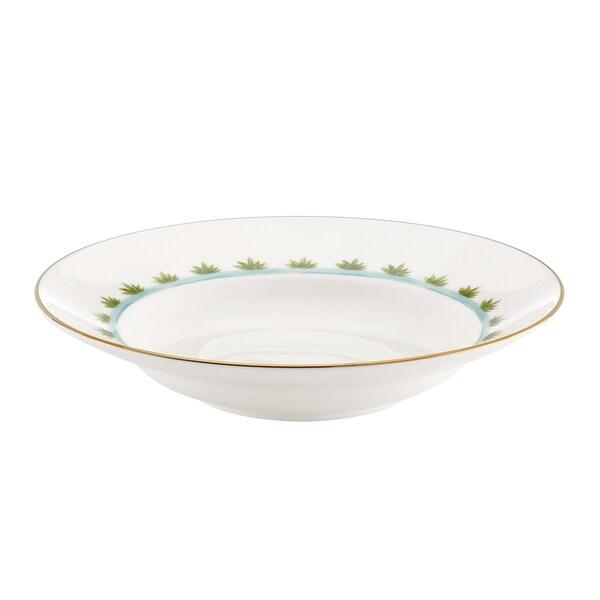 Lenox British Colonial Bamboo Pasta/ Rim Soup Bowl