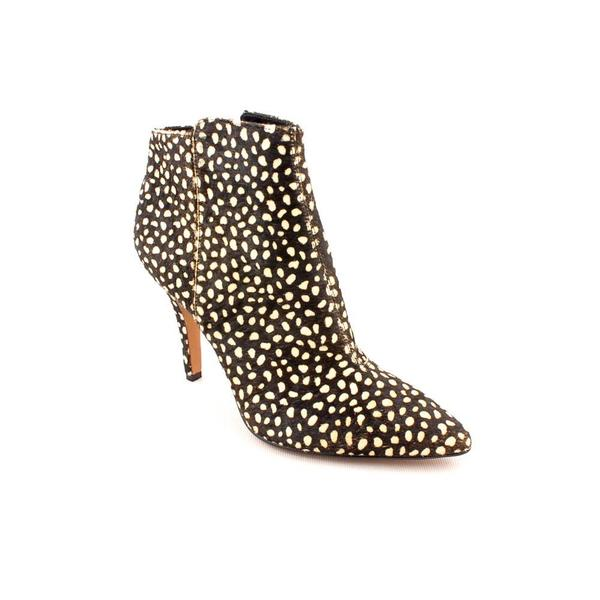 Rosegold Women's 'Dylan' Animal Print Boots (Size 6.5 )