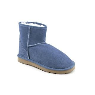Ukala Women's 'Sydney Mini' Regular Suede Boots