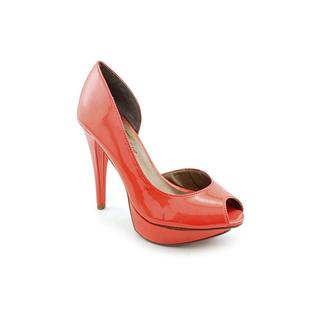 Fergie Women's 'Positive' Pink Patent Dress Shoes
