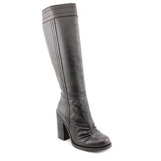 Jessica Simpson Women's 'Tustiny' Leather Boots