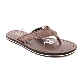 Kenneth Cole Reaction Men's 'Coast Line LE' Leather Sandals (Size 8 )
