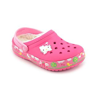Crocs Girl (Toddler) 'Crocband Hello Kitty' Synthetic Casual Shoes