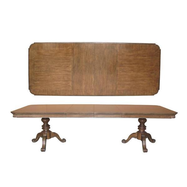Cotswold Double Pedestal Table Set