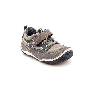 Stride Rite Boy (Toddler) 'SRT Mosby' Synthetic Athletic Shoe (Size 4
