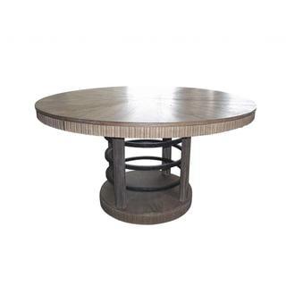 Ventura Round Dining Table Set