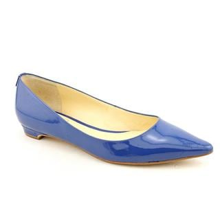 Ivanka Trump Women's 'Annulio' Blue Patent Leather Casual Shoes