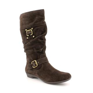 White Mountain Women's 'Loveable' Regular Suede Boots