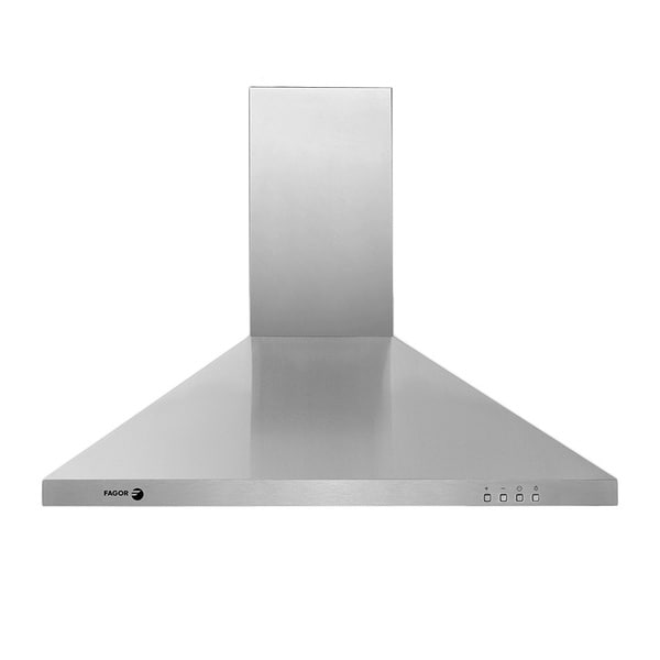 Fagor 60cfp24x Stainless Steel 24-inch Pyramid Hood