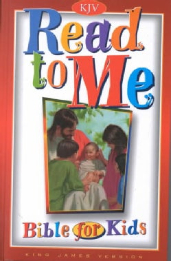 Read to Me Bible for Kids: KJV (Hardcover)
