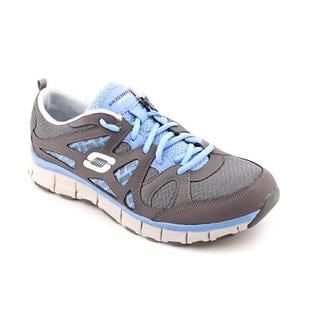 Skechers Sport Women's 'Flex Fit Free Throw' Leather Athletic Shoe