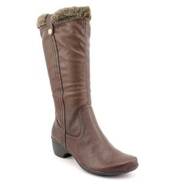 Hush Puppies Women's 'Geovany' Synthetic Boots