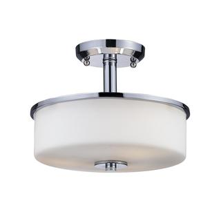 Ibis 3-light Semi-flush Mount Light Fixture