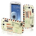BasAcc Airmail TPU Rubber Case for Samsung Galaxy S3/ S III i9300
