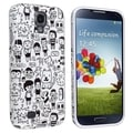 BasAcc Cartoon TPU Rubber Case for Samsung� Galaxy S4/ S IV i9500
