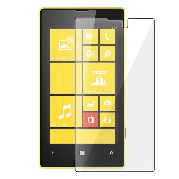 INSTEN Clear Screen Protector for Nokia Lumia 520/ 521
