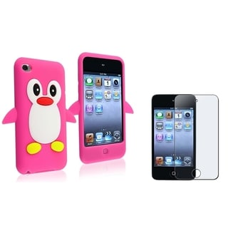 BasAcc Case/ Screen Protector for Apple iPod Touch 4