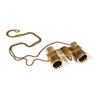 Levenhuk Broadway 325F Gold Opera Glasses