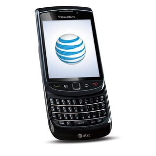 BlackBerry Torch 9800 GSM Unlocked Cell Phone