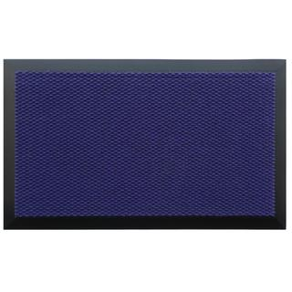 Teton Purple/ Black Entry Mat
