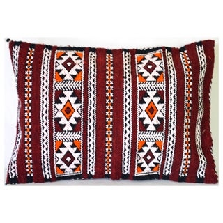 Berber Kilim Pillow Cover (Morocco)