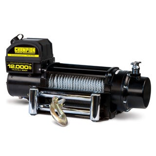 Champion 12000-pound Heavy Duty Winch