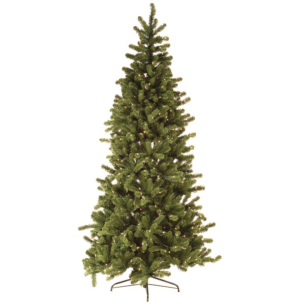 Pre-lit Christmas Tree with Clear Lights