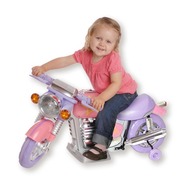 New Star Super Motor Bike 6-volt Ride-on Vehicle