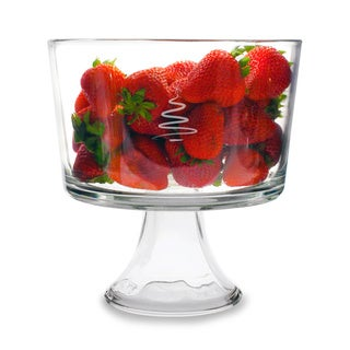 Holiday Trifle Bowl