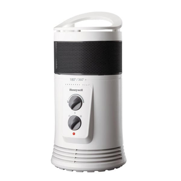 Honeywell White Ceramic Surround Heat Heater