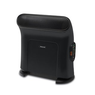 Honeywell Black ThernaWave Ceramic Heat Heater