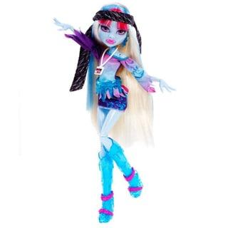 Monster High Music Festival Doll Abbey Bominable