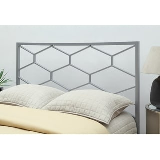Silver Queen/ Full-Size Headboard/ Footboard