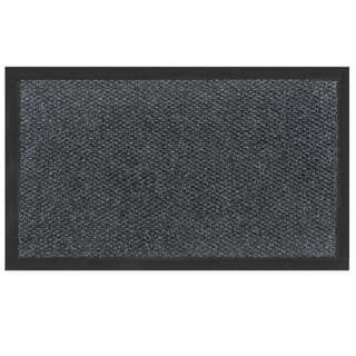 Teton Charcoal Grey Entry Mat