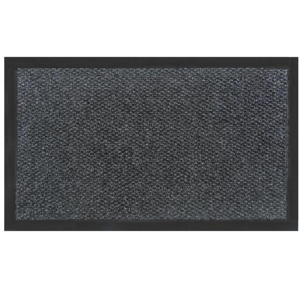 Teton Charcoal Grey Entry Mat