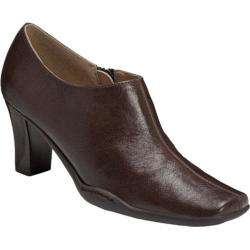 Women's Aerosoles Cinchuation Brown Faux Suede