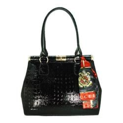 Women's Vecceli Italy AS-179 Black Leather