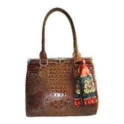 Women's Vecceli Italy AS-179 Brown Leather