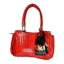 Women's Vecceli Italy AS-180 Red Leather